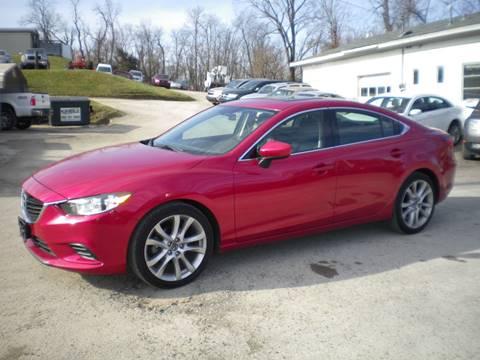 2014 Mazda MAZDA6 for sale in Barnesville, OH