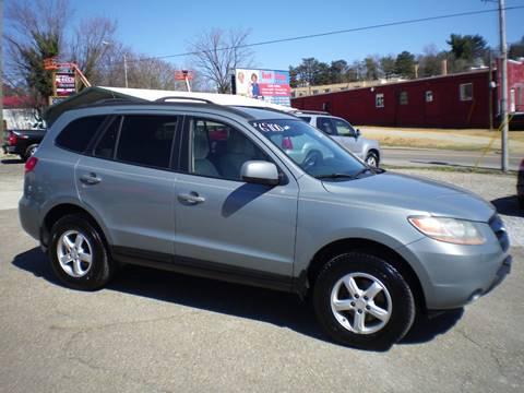 2008 Hyundai Santa Fe for sale in Barnesville, OH