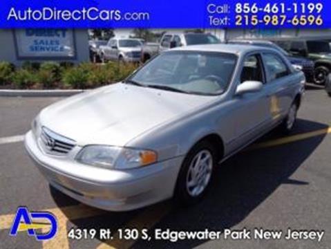 2001 Mazda 626 for sale in Edgewater Park, NJ