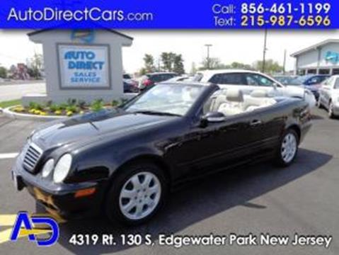 2000 Mercedes-Benz CLK for sale in Edgewater Park, NJ
