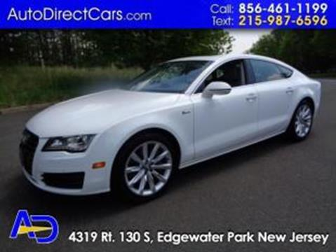 2013 Audi A7 for sale in Edgewater Park, NJ