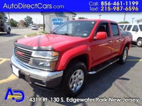 2012 GMC Canyon for sale in Edgewater Park, NJ