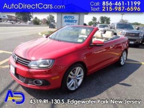 2012 Volkswagen Eos for sale in Edgewater Park, NJ