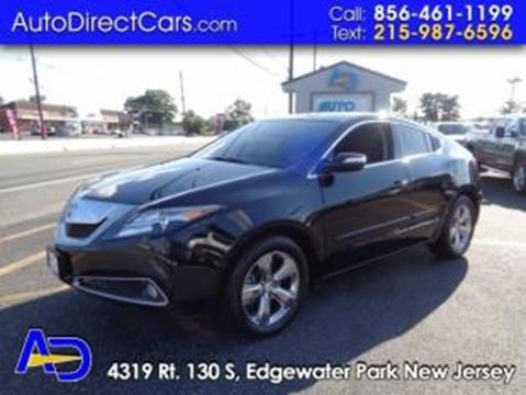 2010 Acura ZDX for sale in Edgewater Park, NJ