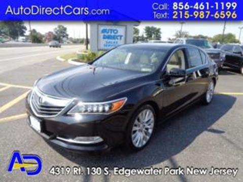 2014 Acura RLX for sale in Edgewater Park, NJ