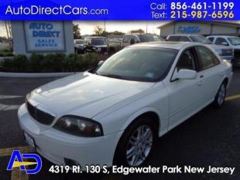 2003 Lincoln LS for sale in Edgewater Park, NJ