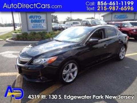 2014 Acura ILX for sale in Edgewater Park, NJ