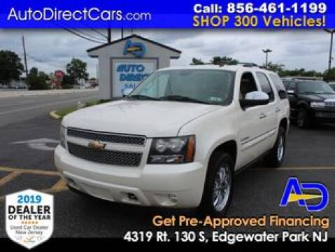 2008 Chevrolet Tahoe for sale at Auto Direct Trucks.com in Edgewater Park NJ