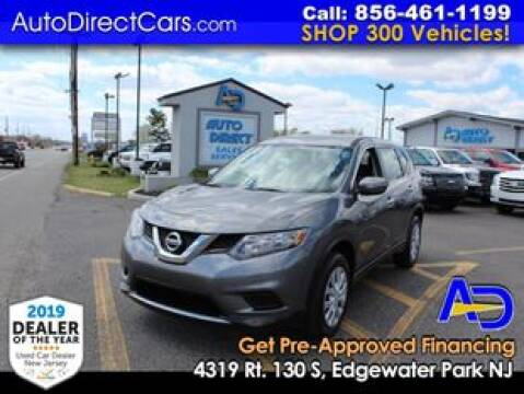 2014 Nissan Rogue for sale at Auto Direct Trucks.com in Edgewater Park NJ