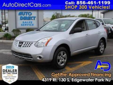 2008 Nissan Rogue for sale at Auto Direct Trucks.com in Edgewater Park NJ