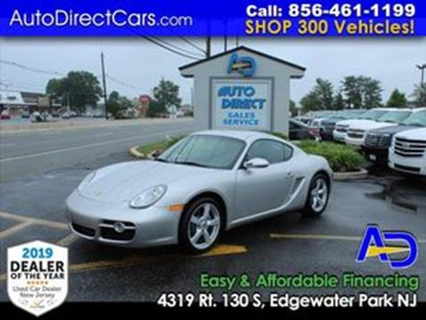 2008 Porsche Cayman for sale in Edgewater Park, NJ