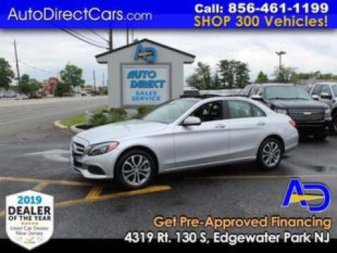 2015 Mercedes-Benz C-Class for sale at Auto Direct Trucks.com in Edgewater Park NJ