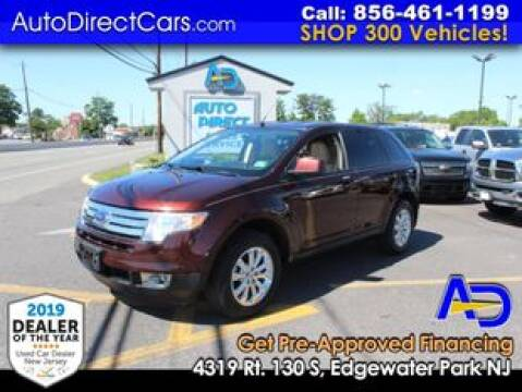 2010 Ford Edge for sale at Auto Direct Trucks.com in Edgewater Park NJ