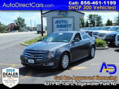2011 Cadillac CTS for sale at Auto Direct Trucks.com in Edgewater Park NJ