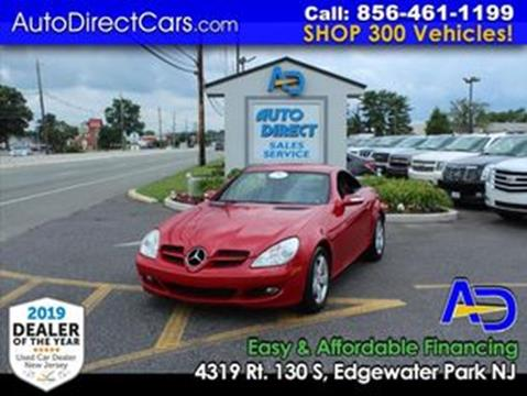2006 Mercedes-Benz SLK for sale in Edgewater Park, NJ
