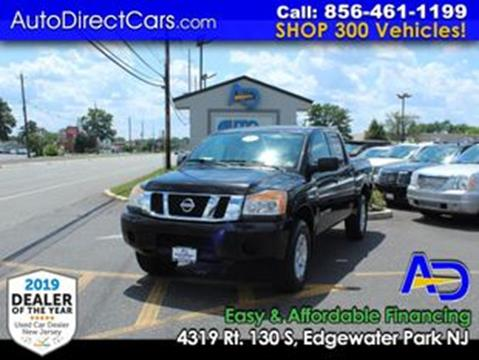 2009 Nissan Titan for sale in Edgewater Park, NJ