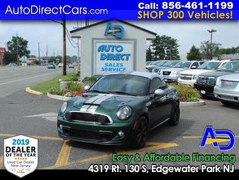 2013 MINI Coupe for sale in Edgewater Park, NJ