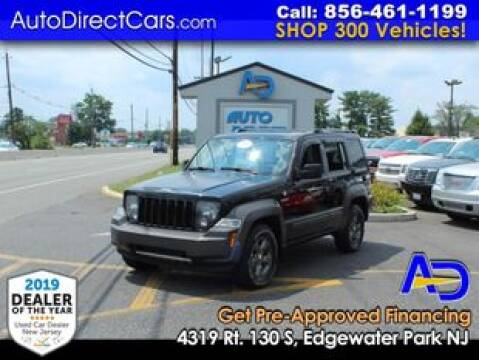 2010 Jeep Liberty for sale at Auto Direct Trucks.com in Edgewater Park NJ