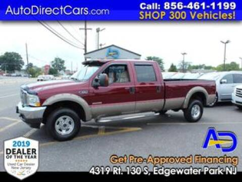 2004 Ford F-350 Super Duty for sale at Auto Direct Trucks.com in Edgewater Park NJ