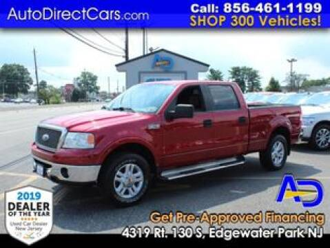 2008 Ford F-150 for sale at Auto Direct Trucks.com in Edgewater Park NJ