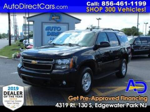 2013 Chevrolet Tahoe for sale at Auto Direct Trucks.com in Edgewater Park NJ