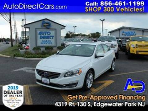 2015 Volvo S60 for sale at Auto Direct Trucks.com in Edgewater Park NJ