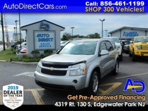 2008 Chevrolet Equinox for sale at Auto Direct Trucks.com in Edgewater Park NJ