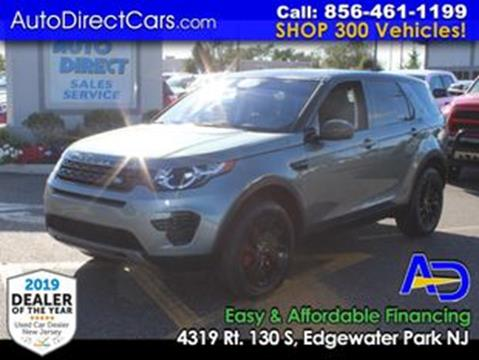 2018 Land Rover Discovery Sport for sale in Edgewater Park, NJ