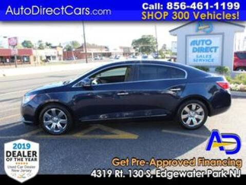 2011 Buick LaCrosse for sale at Auto Direct Trucks.com in Edgewater Park NJ