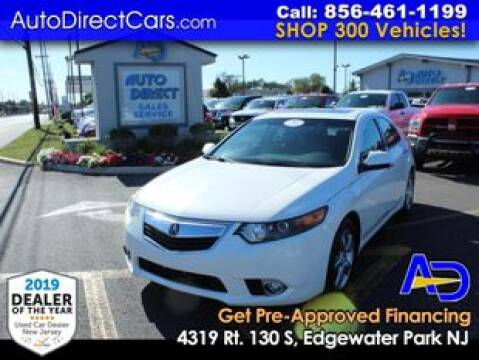 2011 Acura TSX for sale at Auto Direct Trucks.com in Edgewater Park NJ