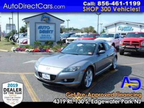 Car Dealerships In Hutchinson Ks >> 2004 Mazda Rx 8 For Sale In Edgewater Park Nj