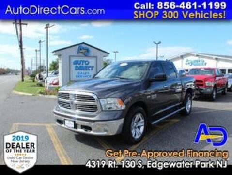 2015 RAM Ram Pickup 1500 for sale at Auto Direct Trucks.com in Edgewater Park NJ