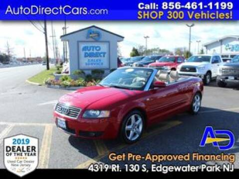 2005 Audi A4 for sale at Auto Direct Trucks.com in Edgewater Park NJ