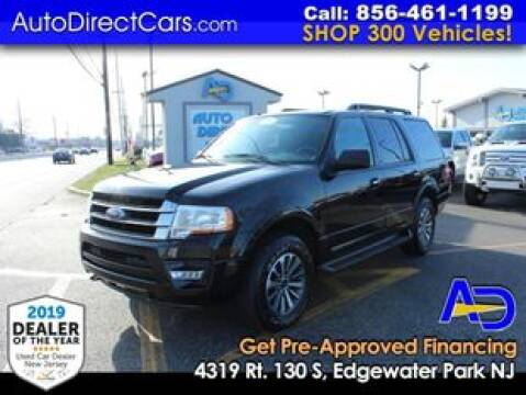 2015 Ford Expedition for sale at Auto Direct Trucks.com in Edgewater Park NJ