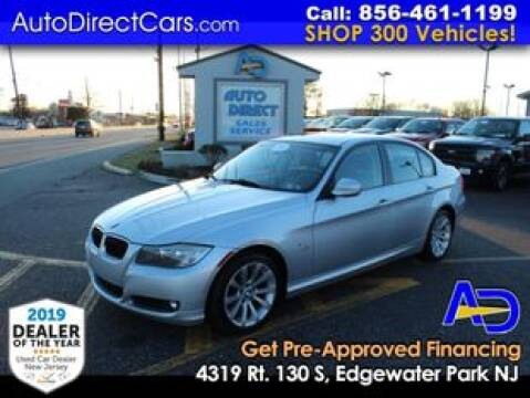 2011 BMW 3 Series for sale at Auto Direct Trucks.com in Edgewater Park NJ