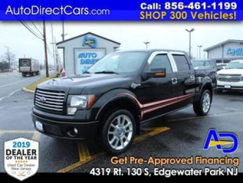 2011 Ford F-150 for sale at Auto Direct Trucks.com in Edgewater Park NJ