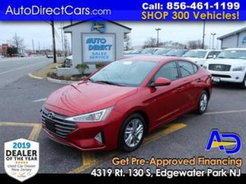 2020 Hyundai Elantra for sale at Auto Direct Trucks.com in Edgewater Park NJ