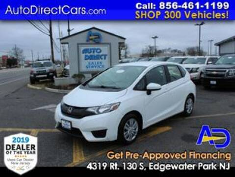 2016 Honda Fit for sale at Auto Direct Trucks.com in Edgewater Park NJ