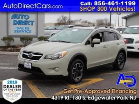 2014 Subaru XV Crosstrek for sale at Auto Direct Trucks.com in Edgewater Park NJ