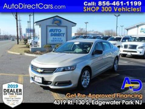 2014 Chevrolet Impala for sale at Auto Direct Trucks.com in Edgewater Park NJ