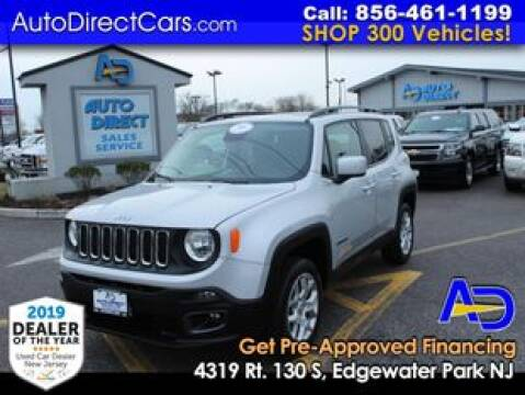 2016 Jeep Renegade for sale at Auto Direct Trucks.com in Edgewater Park NJ