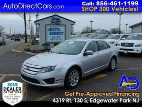 2012 Ford Fusion for sale at Auto Direct Trucks.com in Edgewater Park NJ