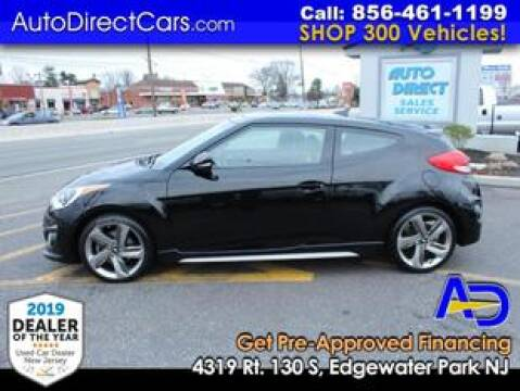 2013 Hyundai Veloster for sale at Auto Direct Trucks.com in Edgewater Park NJ