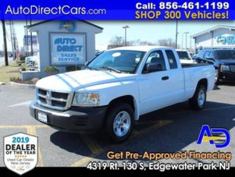 2008 Dodge Dakota for sale at Auto Direct Trucks.com in Edgewater Park NJ