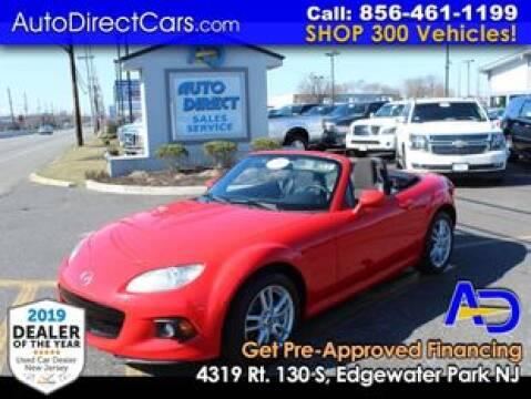 2013 Mazda MX-5 Miata for sale at Auto Direct Trucks.com in Edgewater Park NJ