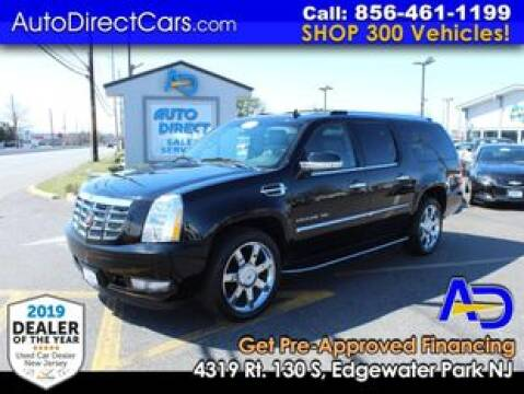2014 Cadillac Escalade ESV for sale at Auto Direct Trucks.com in Edgewater Park NJ