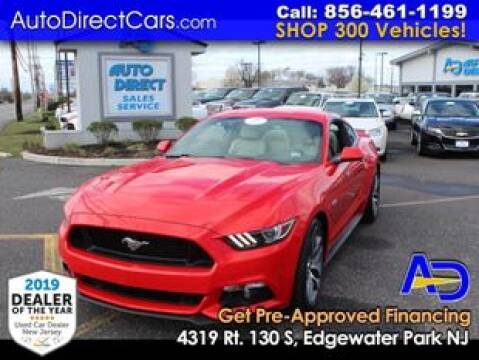 2016 Ford Mustang for sale at Auto Direct Trucks.com in Edgewater Park NJ