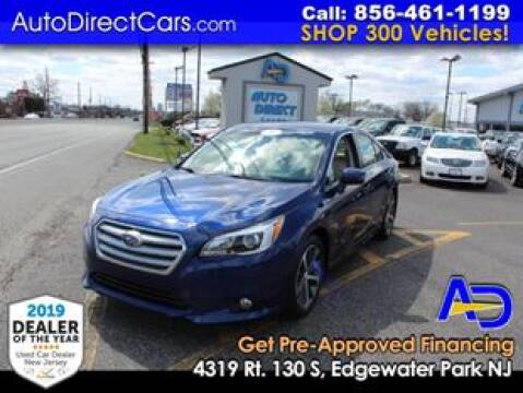 2015 Subaru Legacy for sale at Auto Direct Trucks.com in Edgewater Park NJ