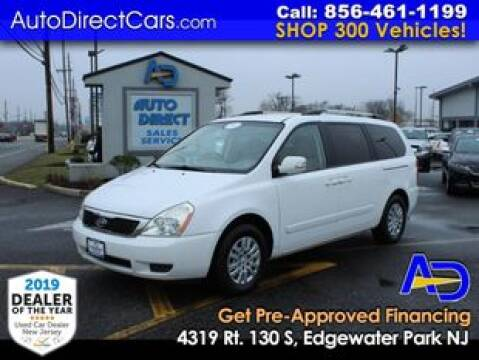 2011 Kia Sedona for sale at Auto Direct Trucks.com in Edgewater Park NJ