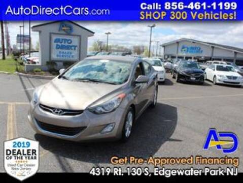2013 Hyundai Elantra for sale at Auto Direct Trucks.com in Edgewater Park NJ